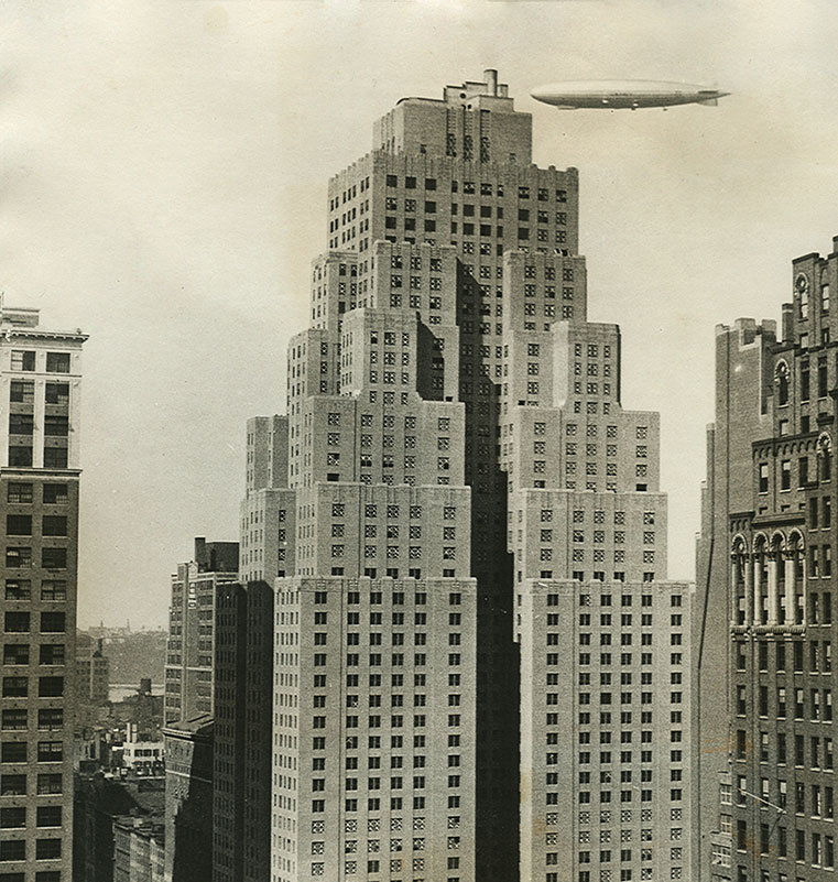 Art Deco Hotel In New York History Of The New Yorker Hotel