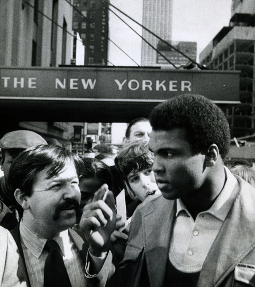 Muhammad Ali at The New Yorker